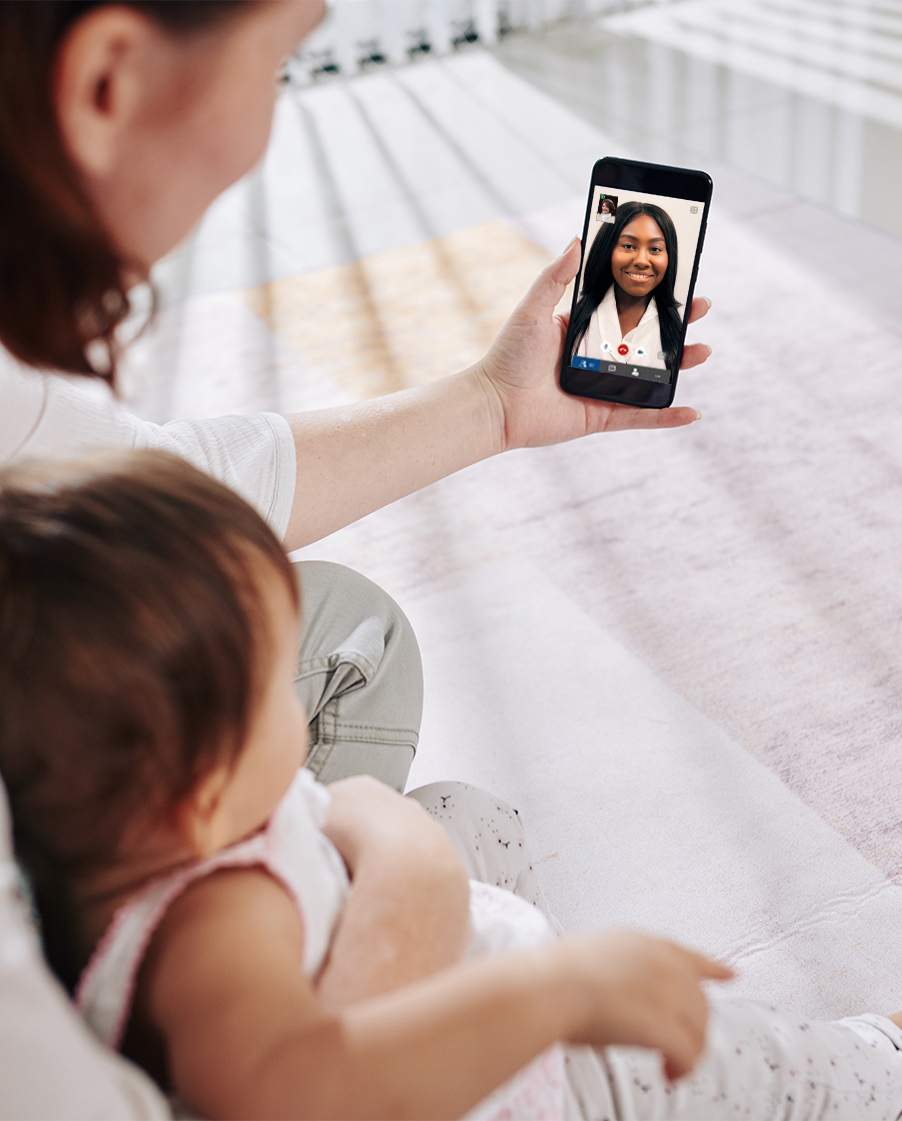 Family Video Chat Solution For Banking