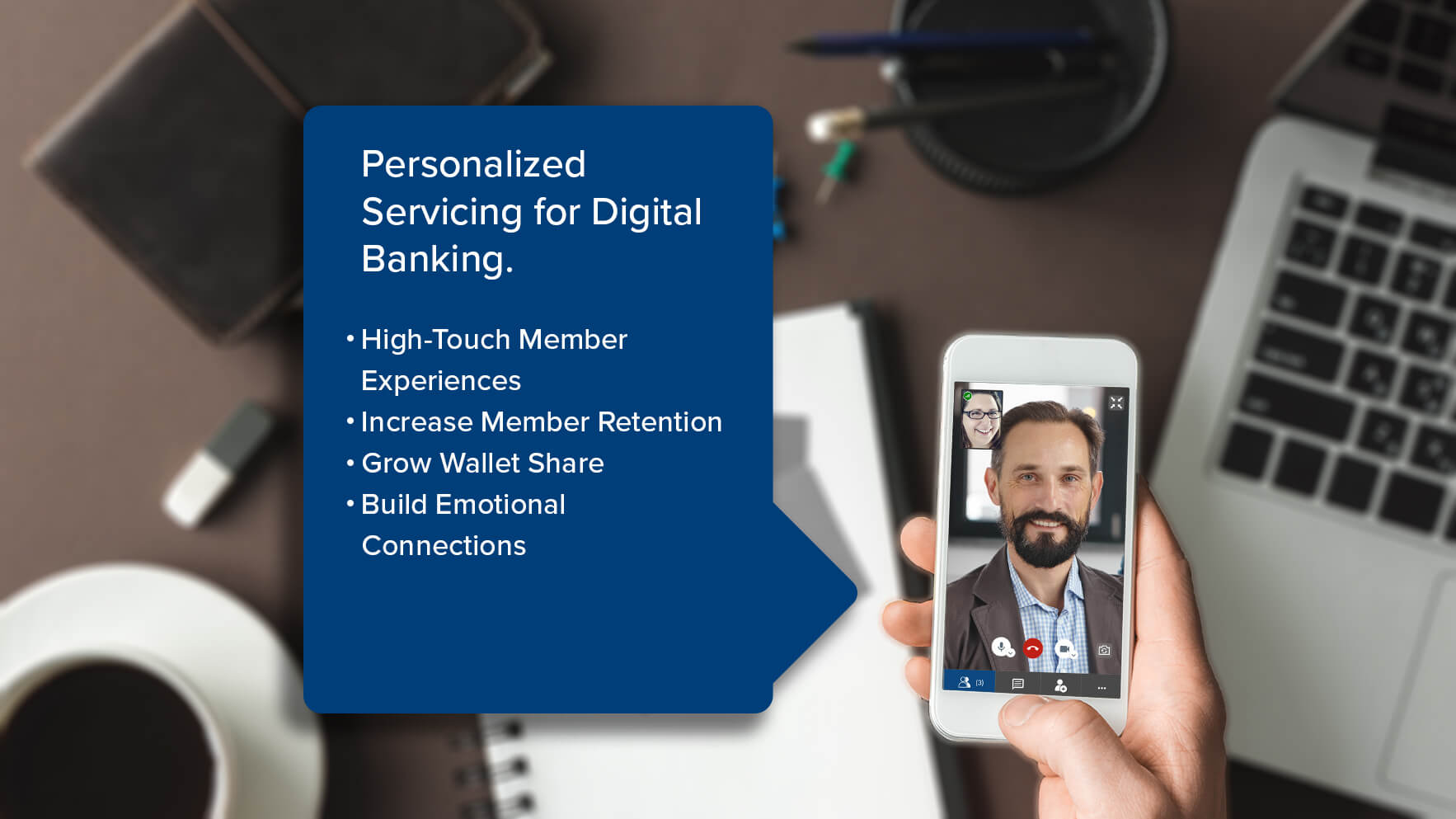 Face To Face Video Banking For Credit Unions