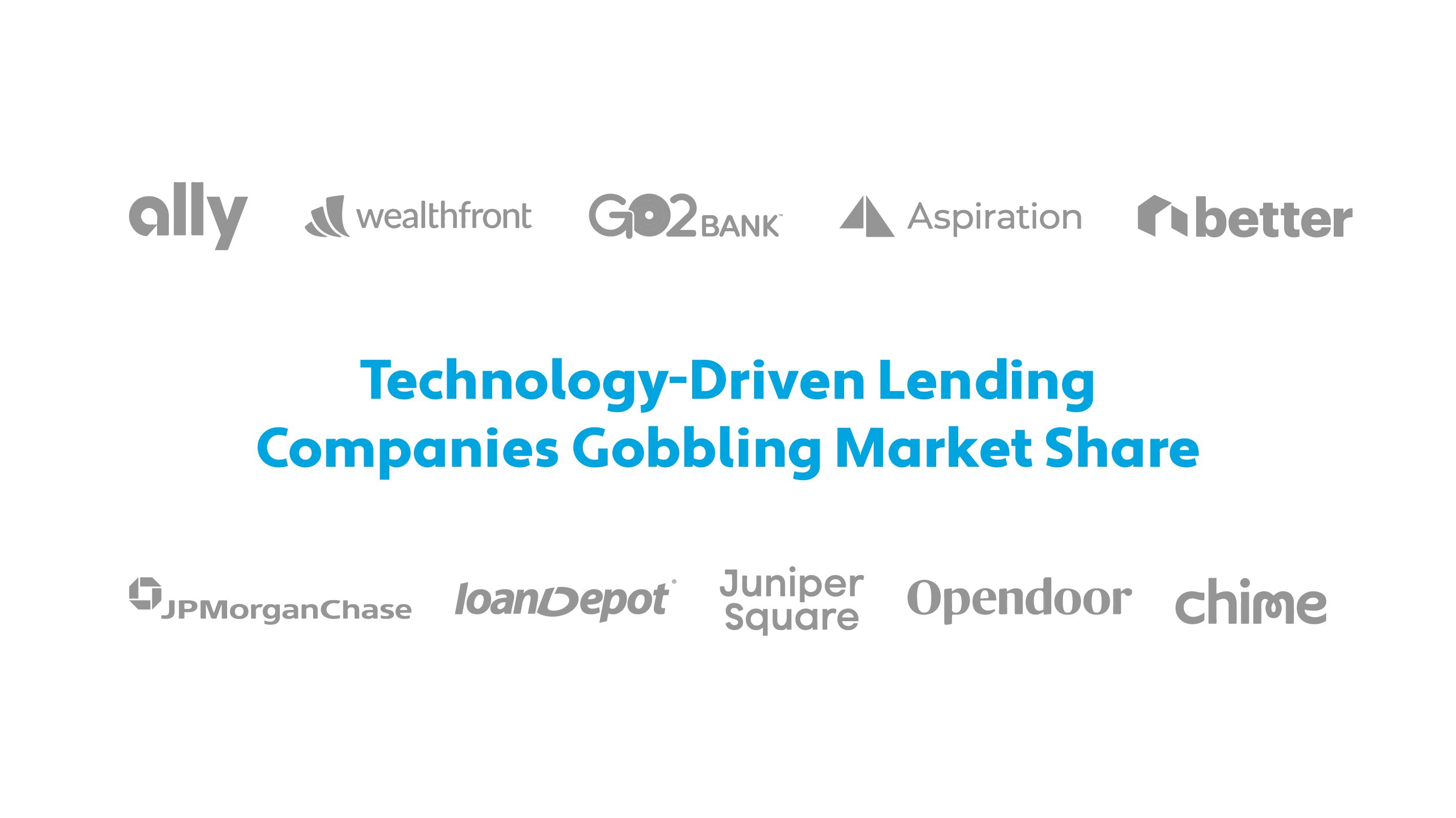 lending industry data